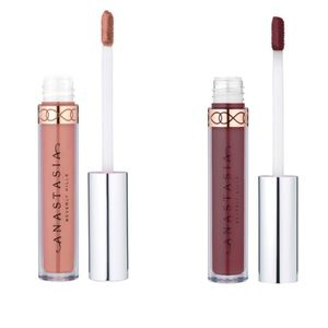 2 Anastasia Beverly Hills Liquid Lipsticks NEW!